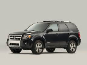 2010 Ford Escape Reviews 2010 Ford Escape Price Photos Reviews Features