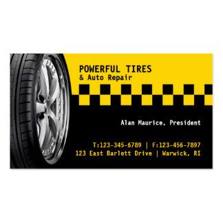 Car Tires Business 74 Tyre Business Cards And Tyre Business Card Templates