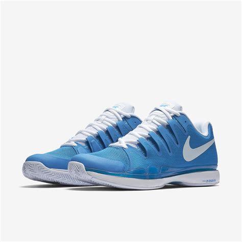 light blue tennis shoes nike mens zoom vapor 9 5 tour tennis shoes light photo