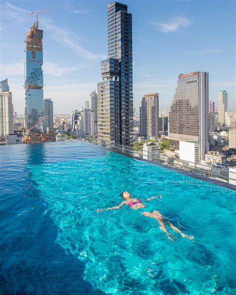 Type Of Bathtubs 11 Bangkok Hotels With Amazing Infinity Pools And Bathtubs