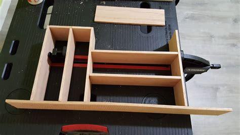 Schubladeneinsatz Selber Machen by Besteckkasten F 252 R Schublade Selbst Bauen Mit Checkliste