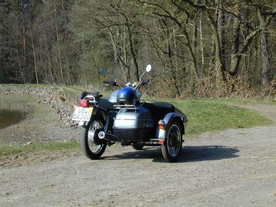 Motorrad Mit Beiwagen Zieht Beim Bremsen Nach by 12 April 2007 Bernis Motorrad Blogs