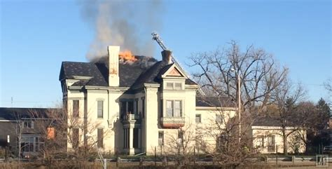 whaley house flint up in flames the importance of having a good relationship with your local fire