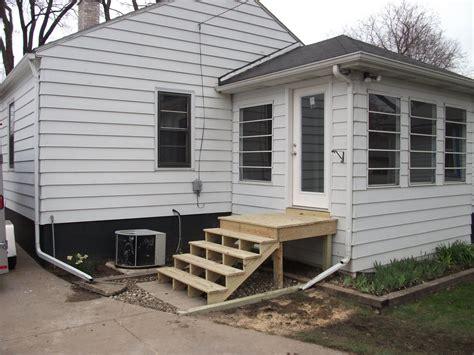 door steps  landing scoakats blog  doors