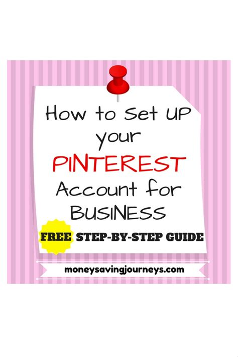 a step by step guide to set up your brand s youtube free pinterest guide how to set up your pinterest
