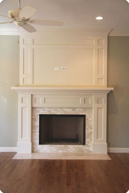 how to build a raised fireplace hearth the fireplace design from thrifty decor