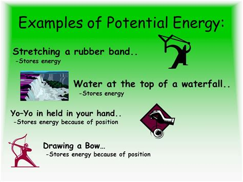 kinetic and potential energy ppt