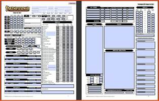 pathfinder templates pathfinder character sheet pictures to pin on