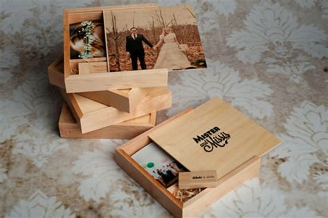 Wooden Usb Tali 8 Gb Branding Uv Print wooden print and usb box for photographers 3xm
