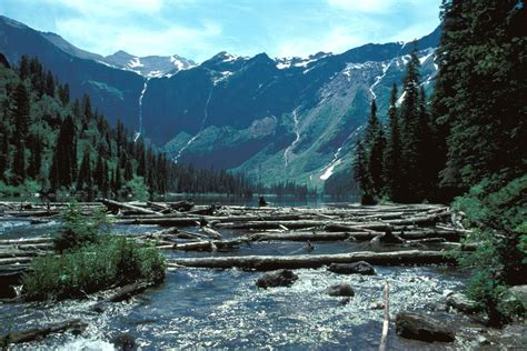 glacier national park glacier national park montana first along the river