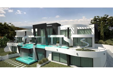 Modern Villas Property Spain South Spain Properties