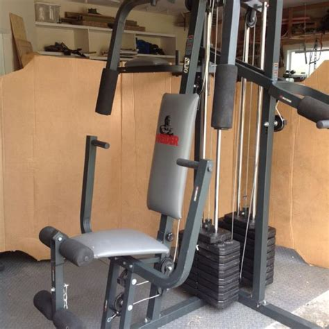find more weider universal model 8530 for sale at up