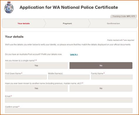 Can I Get Into Australia With A Criminal Record National Certificates Western Australia