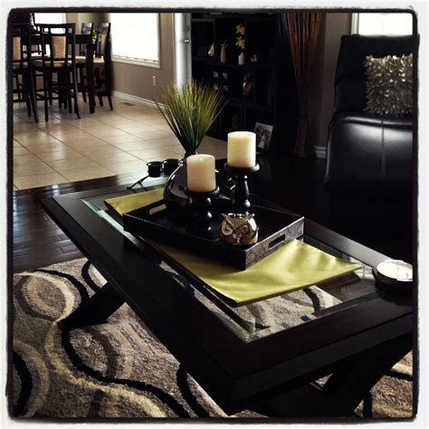 home decor table coffee table decor like the pop of color under the