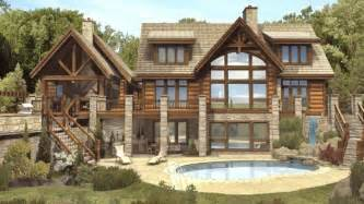 custom log home plans luxury log cabin home plans custom log homes luxury log cabin plans mexzhouse com