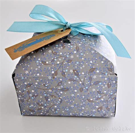 kleine box basteln kleine geschenkbox handmade kultur