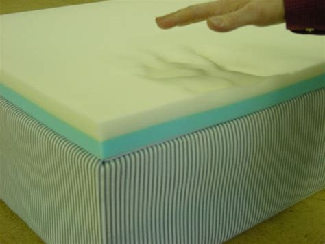 Isotonic Foot Detox by Memory Foam Pad For Bed Euroluxury 5 Layer Memory Foam