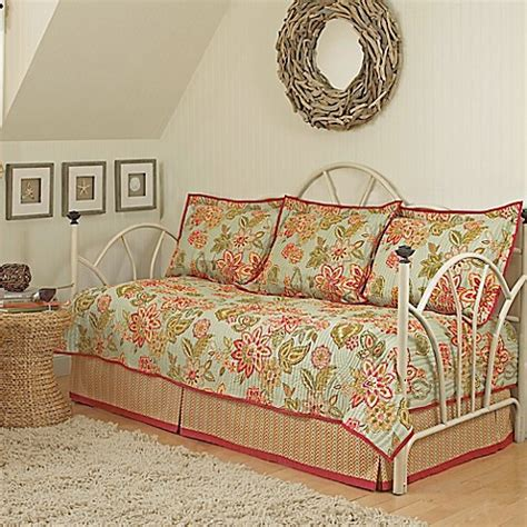 bed bath and beyond daybed covers waverly 174 charismatic reversible daybed bedding set bed