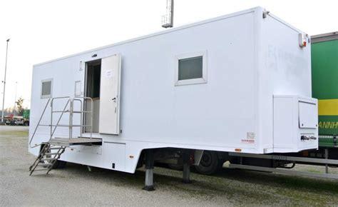 ufficio mobile usato semirimorchi team racing usati e nuovi in vendita interdrive