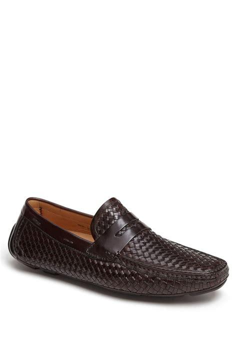 magnanni loafer magnanni galo loafer in brown for lyst