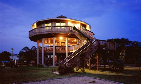 Round Home Floor Plans by Circular Reasoning How Rounded Homes Resist Storms Amp Save