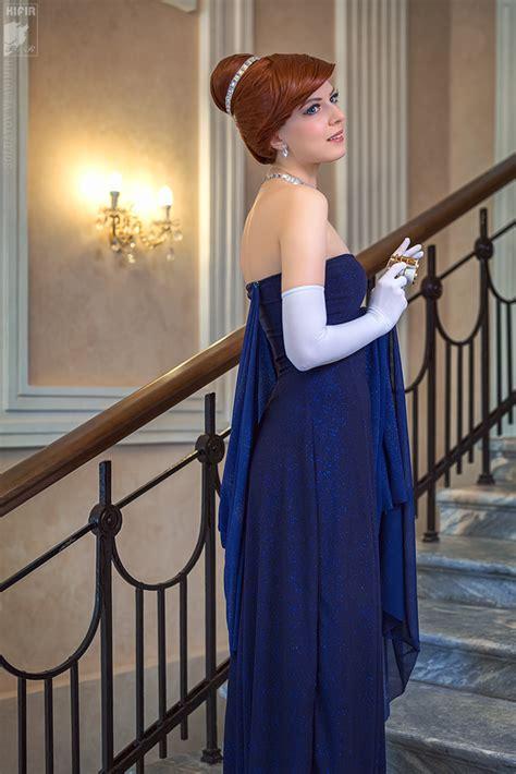 film blue russian anastasia romanov by kifir on deviantart