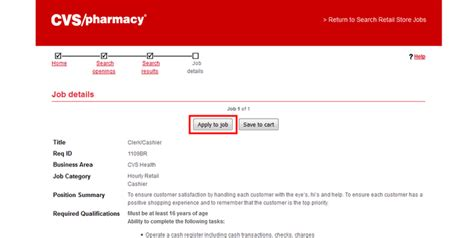 express pros application online how to apply for cvs jobs online at cvs com careers