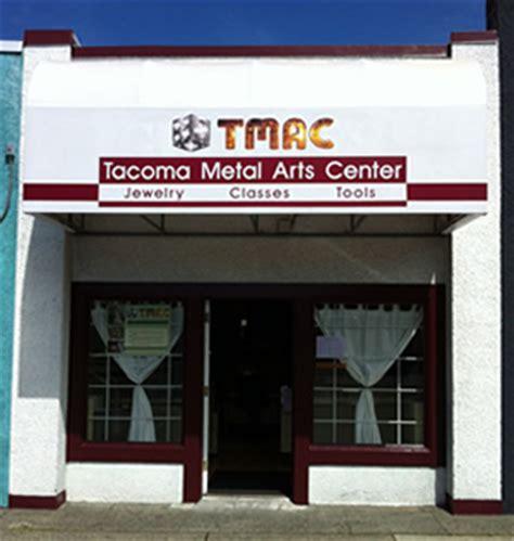 tacoma metal arts center home