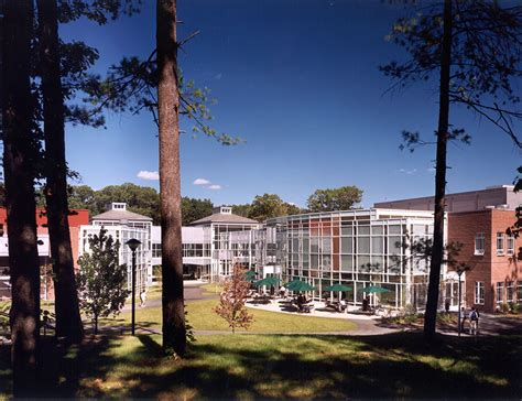 Wheaton College Mba by Babson College William Rawn Associates