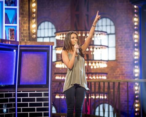 celebrity skin lip sync michelle keegan unleashes her inner diva during the