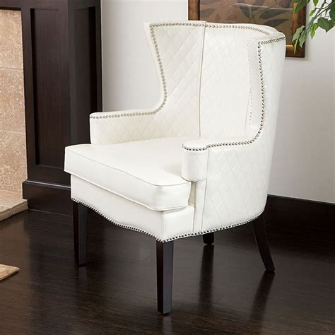 Leather Wingback Chair With Nailhead Trim by 17 Best Images About Sit N Lay Back On
