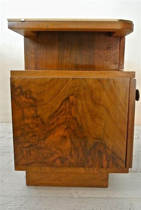 deco table de chevet slavia vintage mobilier vintage table de chevet