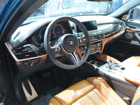 Bmw X5m Interior by The 2016 Bmw X5m X6m The Track As As The M3