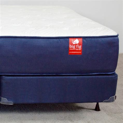 Plus Size Mattress by Big Fig Makes The Best Mattress For Plus Size Chubstr