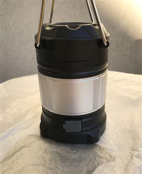 test porte usb test de la lanterne mobile avec usb hihill