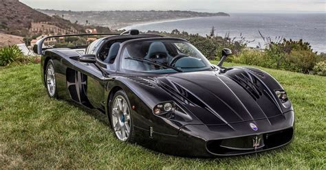 luxury maserati for luxury black maserati mc12