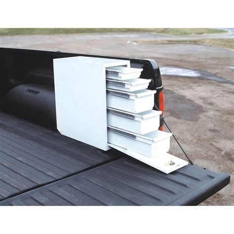 truck bed drawers northern tool equipment steel sliding drawer truck box