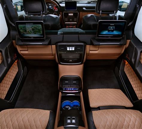 25 best ideas about mercedes g wagon interior on