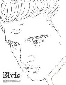 elvis coloring pages how to draw elvis coloring pages apps directories