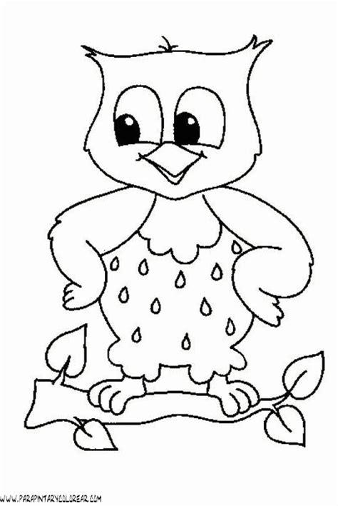 dibujos de buhos b 250 ho de dibujo colouring pages