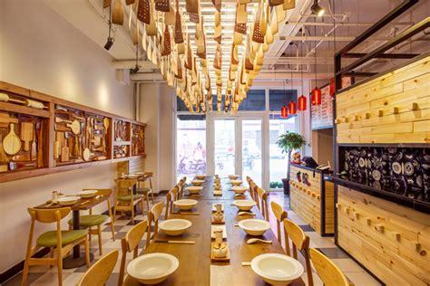 Home Decor Stores Las Vegas cook fans chinese noodle bar by david ho design studio