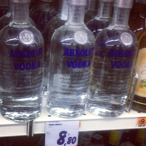 absolut vodka forum how much does absolut vodka cost in your country