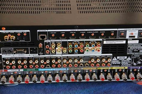 amplifier  home theater system review