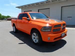 orange dodge ram utililab searchguardian