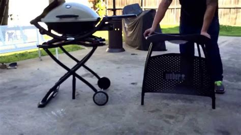 weber  cart  stand comparison youtube
