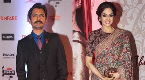 sridevi upcoming movie nawazuddin siddiqui sridevi to team up for mom the