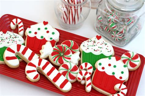 cute christmas baking ideas cookies galore glorious treats