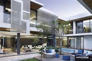 modern mansion house architecture modern mansion with perfect interiors by saota