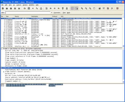 how to read wireshark output doovi wireshark kismet dump file