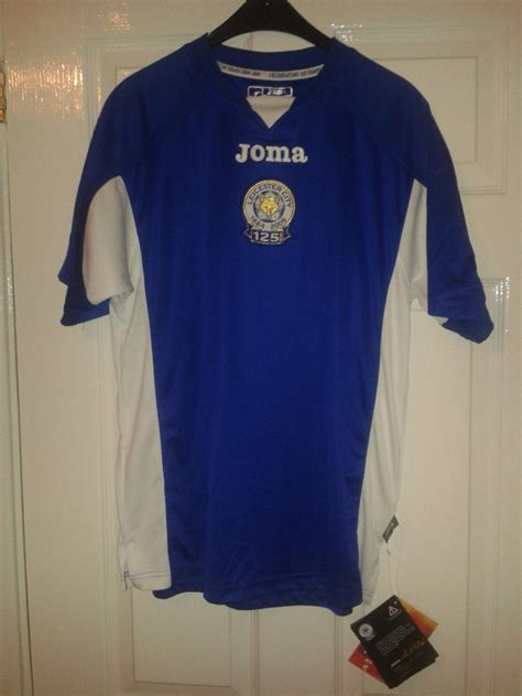 Leicester City Home 15 leicester city home football shirt 2009 2010 added on
